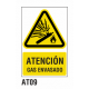 Cartel gas envasado