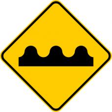 Cartel perfil irregular