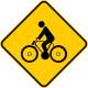 Cartel ciclistas