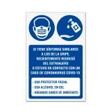 Carteles prevención  Coronavirus