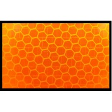 Panel ONU naranja liso