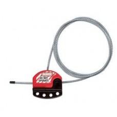 Bloqueo de cable ajustable