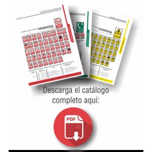 Catálogo de señales de seguridad