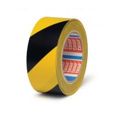 Cinta demarcatoria amarilla y negro