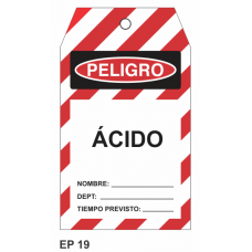 Cartel ácido