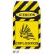 Cartel explosivos
